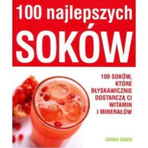 Książka z przepisami na soki - 100 najlepszych soków