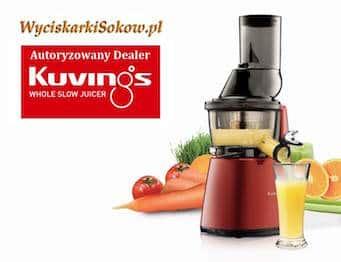 Wyciskarka soków Kuvings C9500 Autoryzowany Dealer