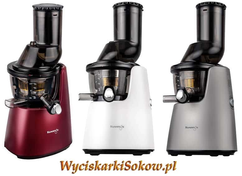 Kuvings Whole Slow Juicer C9500 Test : Wyciskarka KUvINGS C9500 WyciskarkiSokow.pl