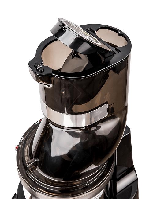 Profesjonalna wyciskarka soków Kuvings CS600 Chef duży otwór wlotowy o średnicy 88mm.
