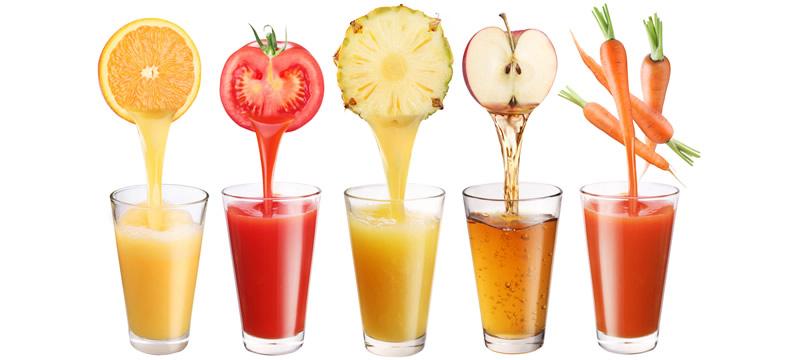 Zdrowe soki z wyciskarki – wyciśnij wartości!