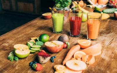 Oczyszczanie organizmu sokami – przeciw toksynom
